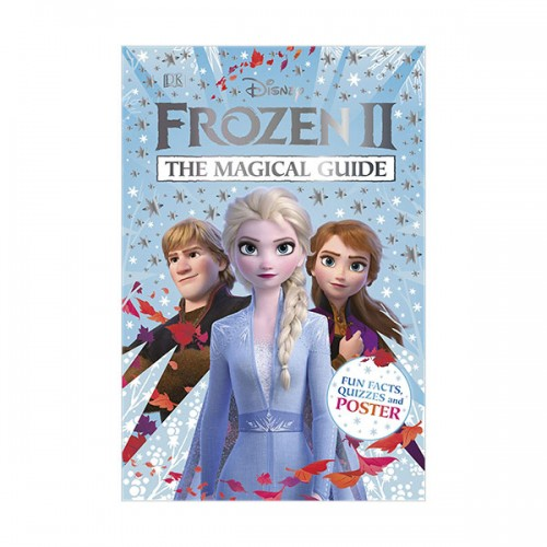 Disney Frozen 2 The Magical Guide (Hardcover, 영국판)