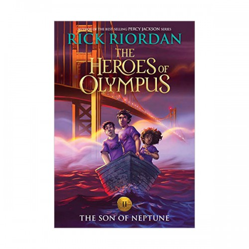 The Heroes of Olympus #02 : The Son of Neptune (Paperback)