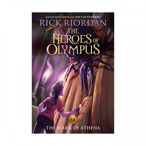 The Heroes of Olympus #03 : The Mark of Athena (Paperback)