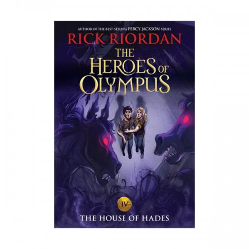 The Heroes of Olympus #04 : The House of Hades (Paperback)