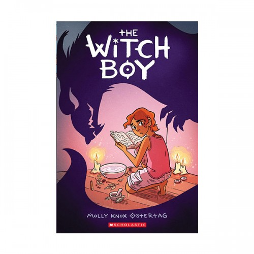 [모닝캄 2019-20 위너] The Witch Boy #01 : Graphic Novel (Paperback, Full Color)