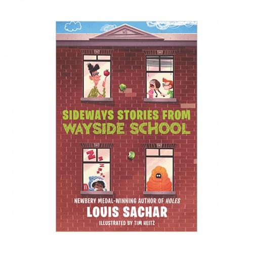웨이사이드 스쿨 #01 : Sideways Stories from Wayside School (Paperback)