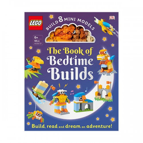The LEGO Book of Bedtime Builds (Hardcover)