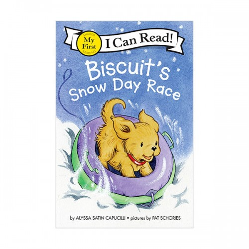 My First I Can Read : Biscuit's Snow Day Race (Paperback)