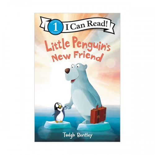 I Can Read Level 1 : Little Penguin's New Friend (Paperback)