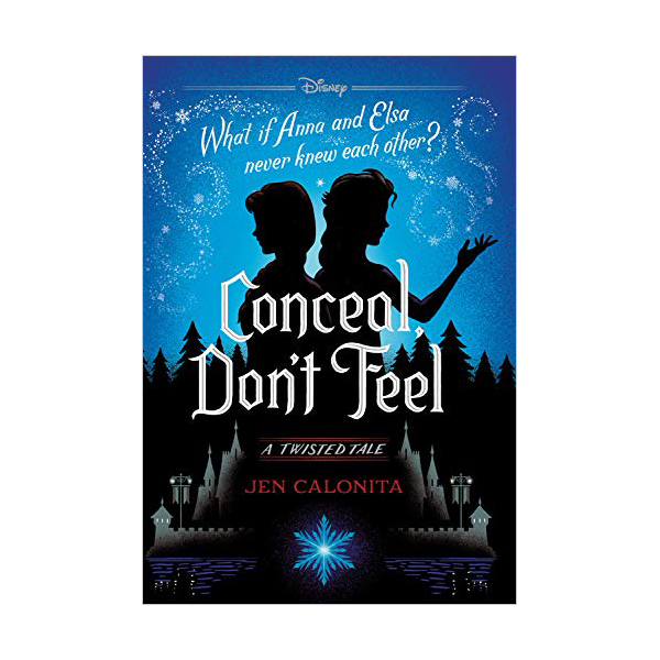 [정가인하] A Twisted Tale : Conceal, Don't Feel (Hardcover)