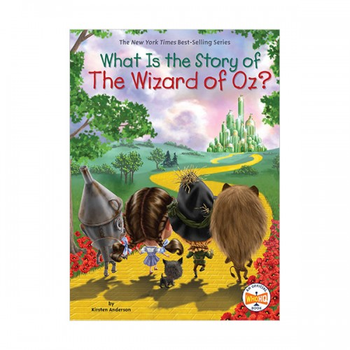 What Is the Story of The Wizard of Oz? (Paperback)