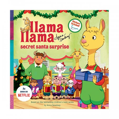 [넷플릭스]Llama Llama Secret Santa Surprise (Paperback)