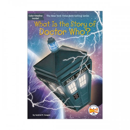 What Is the Story of Doctor Who? (Paperback)