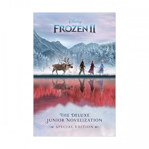 Frozen 2 : The Deluxe Junior Novelization (Hardcover)