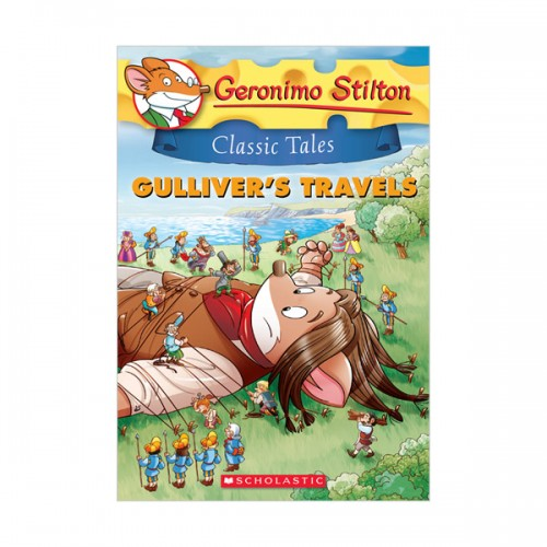 Geronimo : Classic Tales #08 : Gulliver's Travels (Paperback)