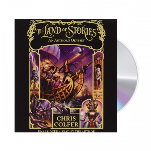 The Land of Stories #05 : An Author's Odyssey (Unabridged, Audio CD)