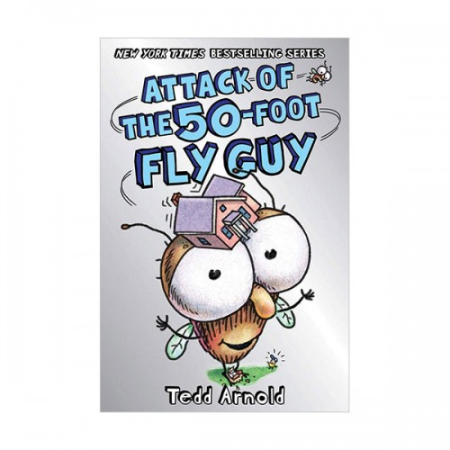 [스콜라스틱] Fly Guy #19 : Attack of the 50-Foot (Hardcover)
