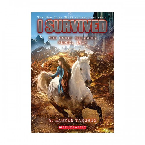 I Survived #19 : I Survived The Great Molasses Flood, 1919 (Paperback)