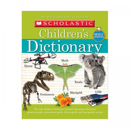 Scholastic Children's Dictionary 2019 (Hardcover)