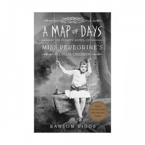 Miss Peregrine's Peculiar Children #04 : A Map of Days (Paperback)