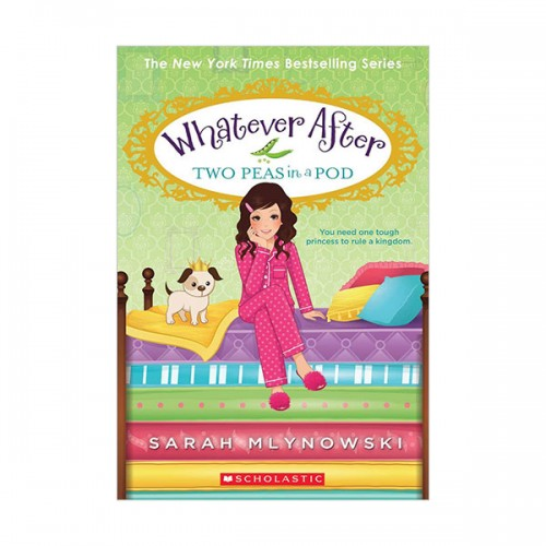 Whatever After #11 : Two Peas in a Pod (Paperback)