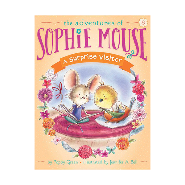 RL 3.3 : The Adventures of Sophie Mouse #08 : A Surprise Visitor (Paperback)