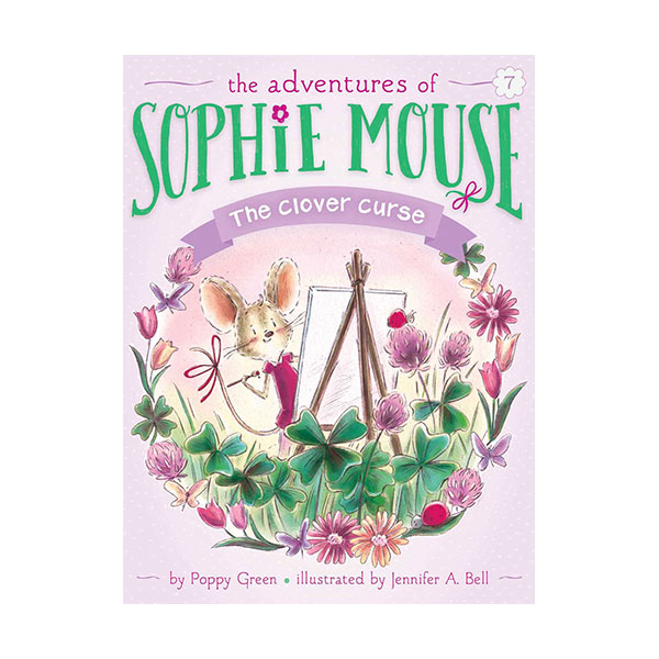 RL 3.3 : The Adventures of Sophie Mouse #07 : The Clover Curse (Paperback)