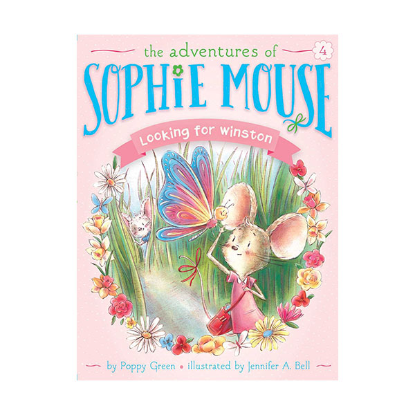 The Adventures of Sophie Mouse #04 : Looking for Winston (Paperback)