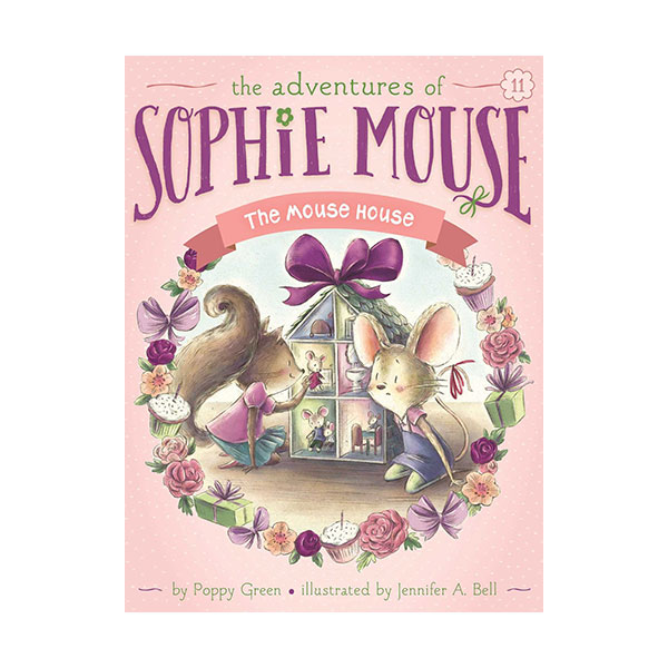 RL 3.4 : The Adventures of Sophie Mouse #11 : The Mouse House (Paperback)