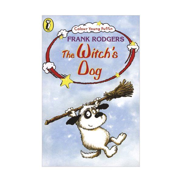 Colour Young Puffin : The Witch's Dog (Paperback, 영국판)