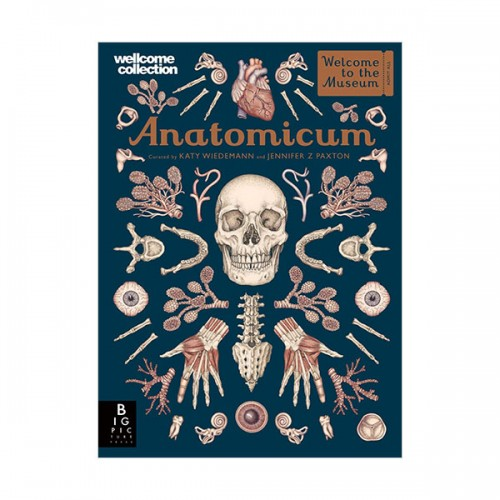 Welcome to the Museum : Anatomicum (Hardcover, 영국판)
