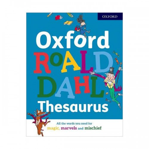 Oxford Roald Dahl Thesaurus (Hardcover, 영국판)