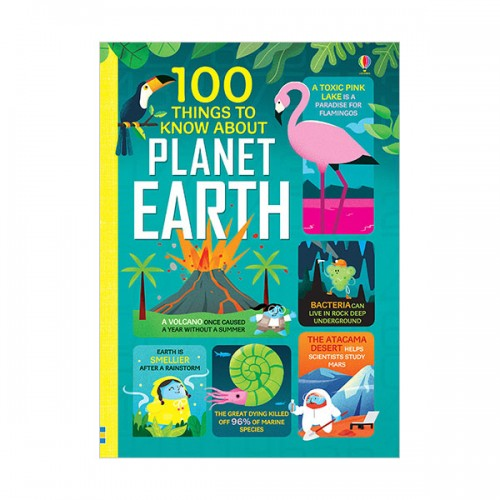 100 Things to Know About Planet Earth (Hardcover, 영국판)
