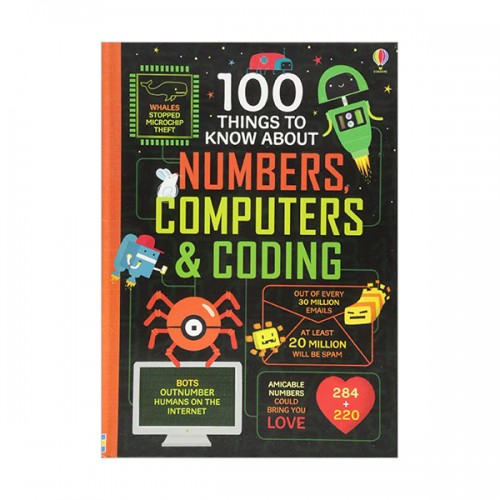 100 Things to Know About Numbers, Computers & Coding (Hardcover, 영국판)