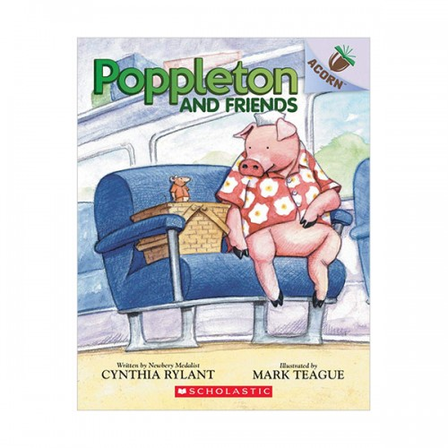 Poppleton #02 : Poppleton and Friends (Paperback)