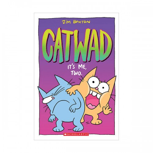 Catwad #02 : It's Me, Two (Paperback)