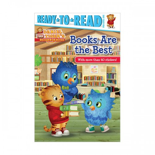Ready To Read Pre : Books Are the Best (Paperback)