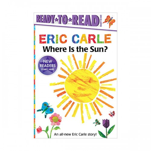 Ready To Read Pre : Ready to Go : Where Is the Sun?  (Paperback)