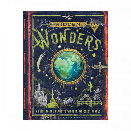 Lonely Planet Kids : Hidden Wonders (Hardcover)