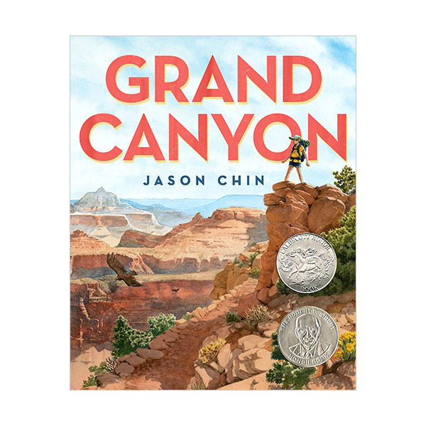 [2018 칼데콧] Grand Canyon (Hardcover, Caldecott)