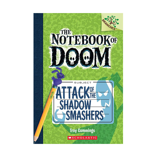 The Notebook of Doom #03 : Attack of the Shadow Smashers (Paperback)