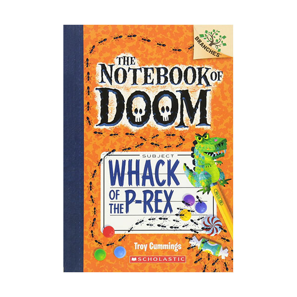 The Notebook of Doom #05 : Whack of the P-Rex (Paperback)