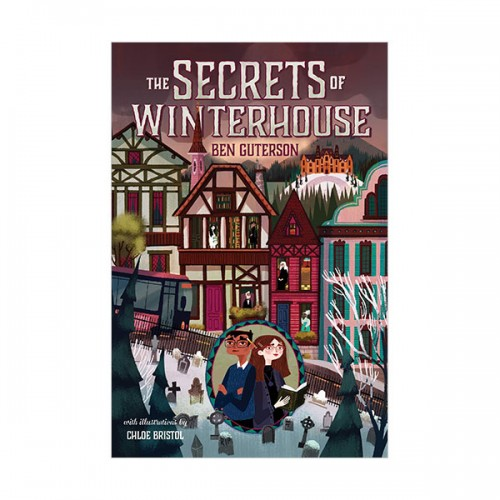 Winterhouse #02 : Secrets of Winterhouse (Paperback)