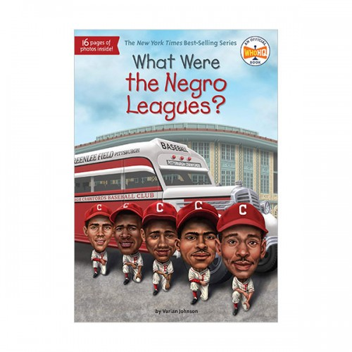 What Were the Negro Leagues? (Paperback)