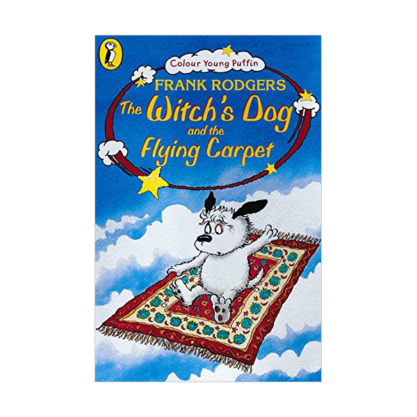 The Witch's Dog and the Flying Carpet (Paperback, 영국판)