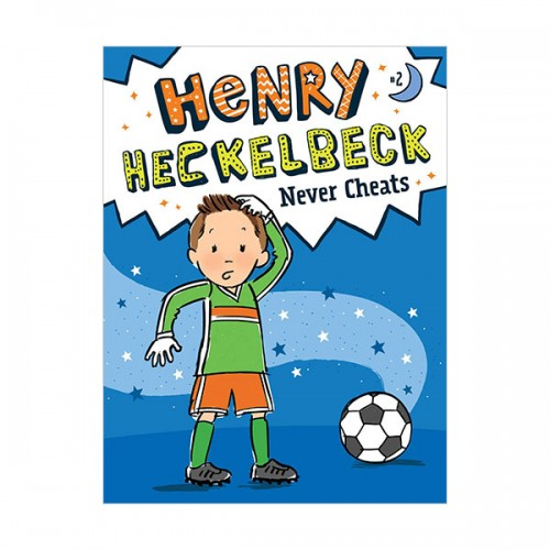Henry Heckelbeck Series #02 : Henry Heckelbeck Never Cheats (Paperback)
