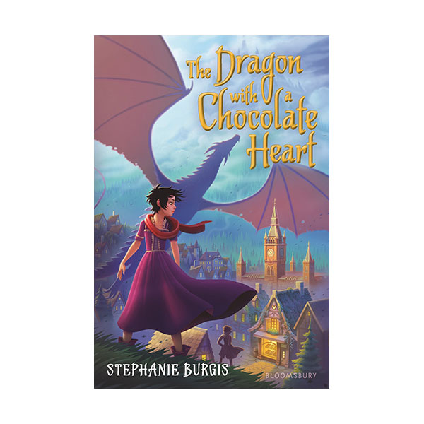 Dragon with a Chocolate Heart (Paperback)