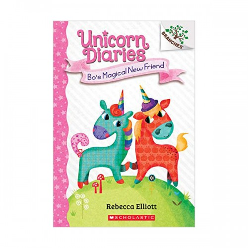 Unicorn Diaries #01 : Bo's Magical New Friend (Paperback)