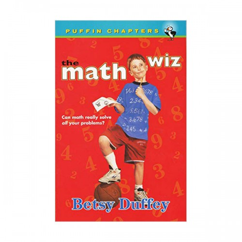 Puffin Chapters : The Math Wiz (Paperback)