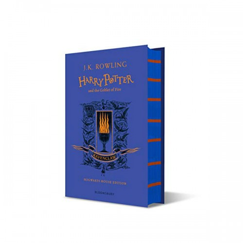[기숙사판/영국판] 해리포터 #04 : Harry Potter and the Goblet of Fire - Ravenclaw Edition (Hardcover)