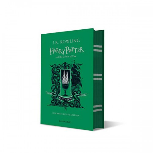 [기숙사판/영국판] 해리포터 #04 : Harry Potter and the Goblet of Fire - Slytherin Edition (Hardcover)