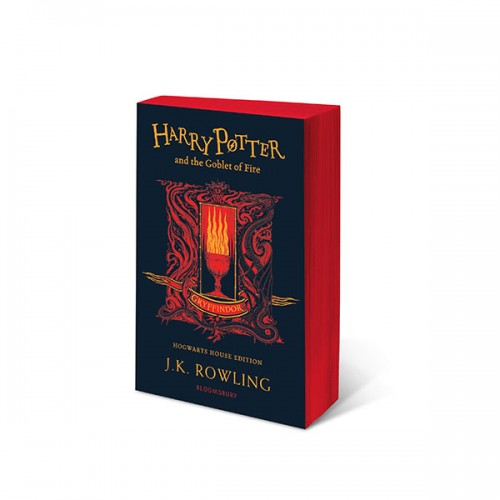 [기숙사판/영국판] 해리포터 #04 : Harry Potter and the Goblet of Fire (Paperback)