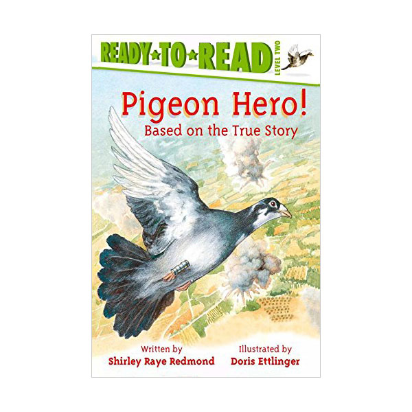 Ready to Read 2 : Pigeon Hero! (Paperback)