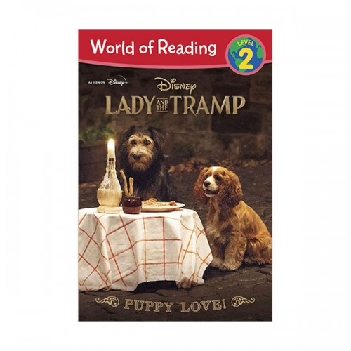World of Reading 2 : Lady and the Tramp : Puppy Love! (Paperback)